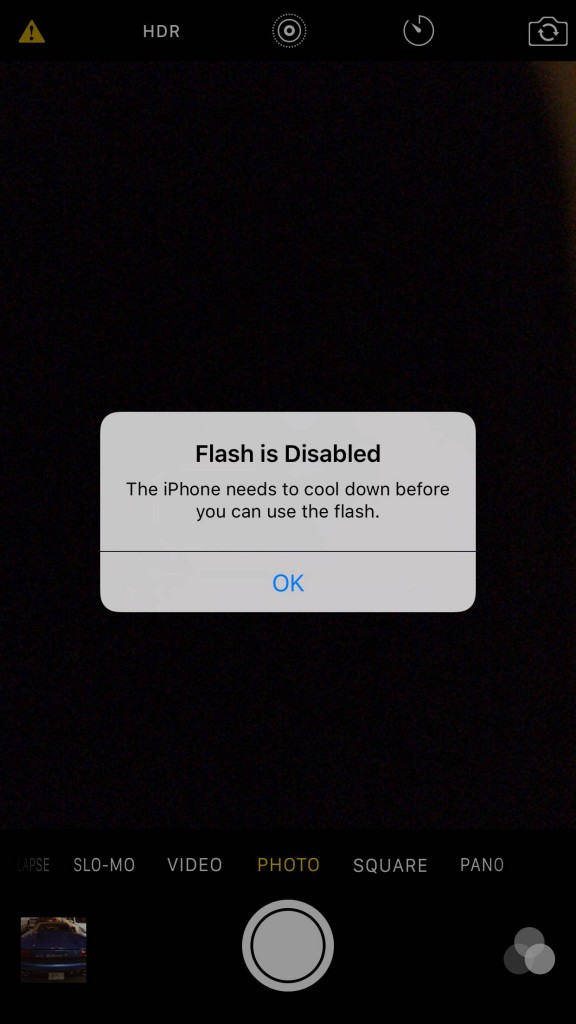 iphone6s overheating
