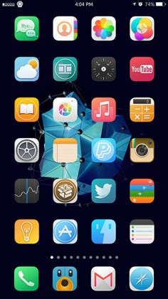 Aube for iOS 9