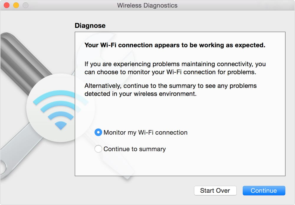 fix mac wifi issue