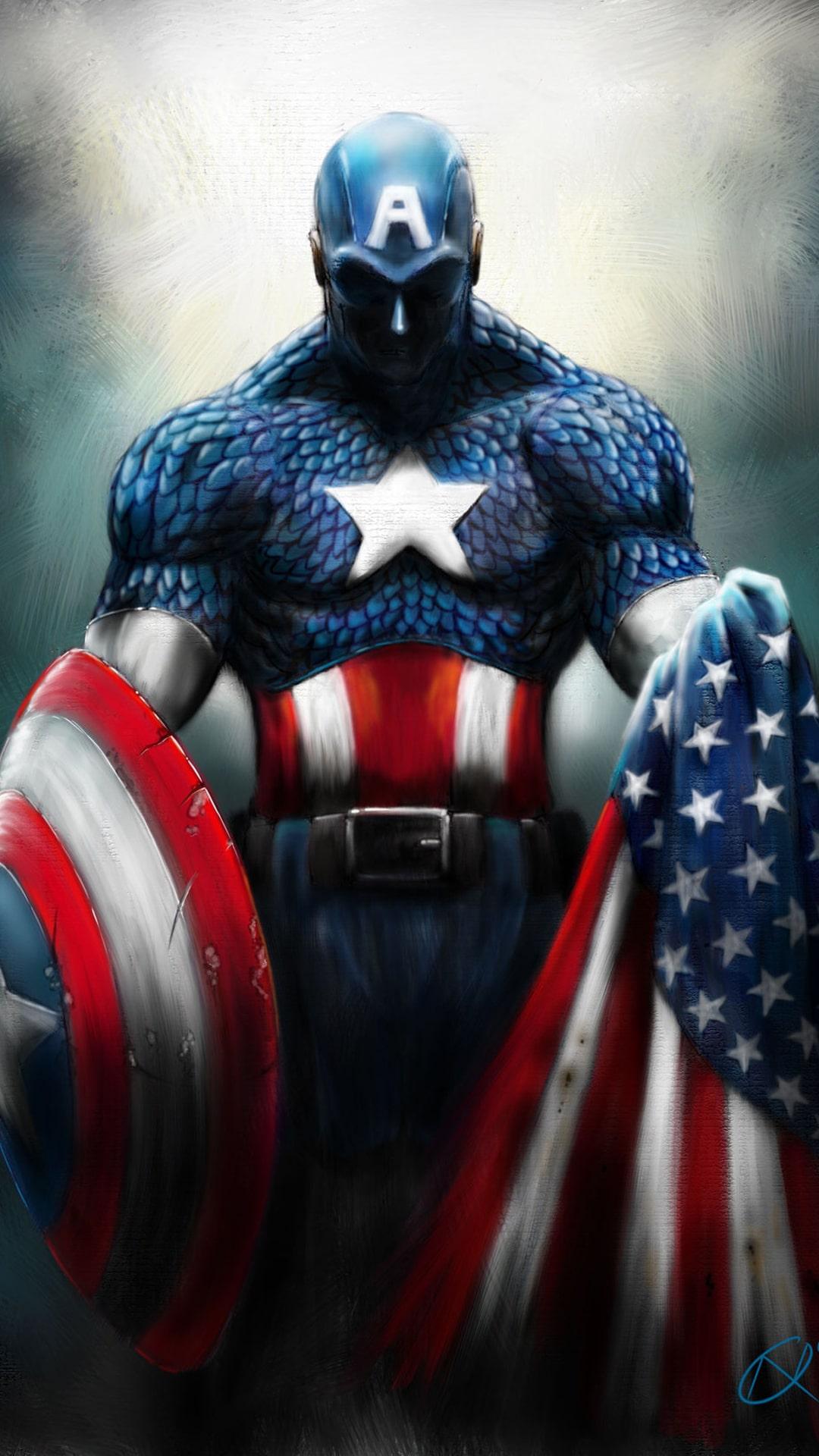 Captain America Civil War HD Wallpapers for iPhone - Apple ...
