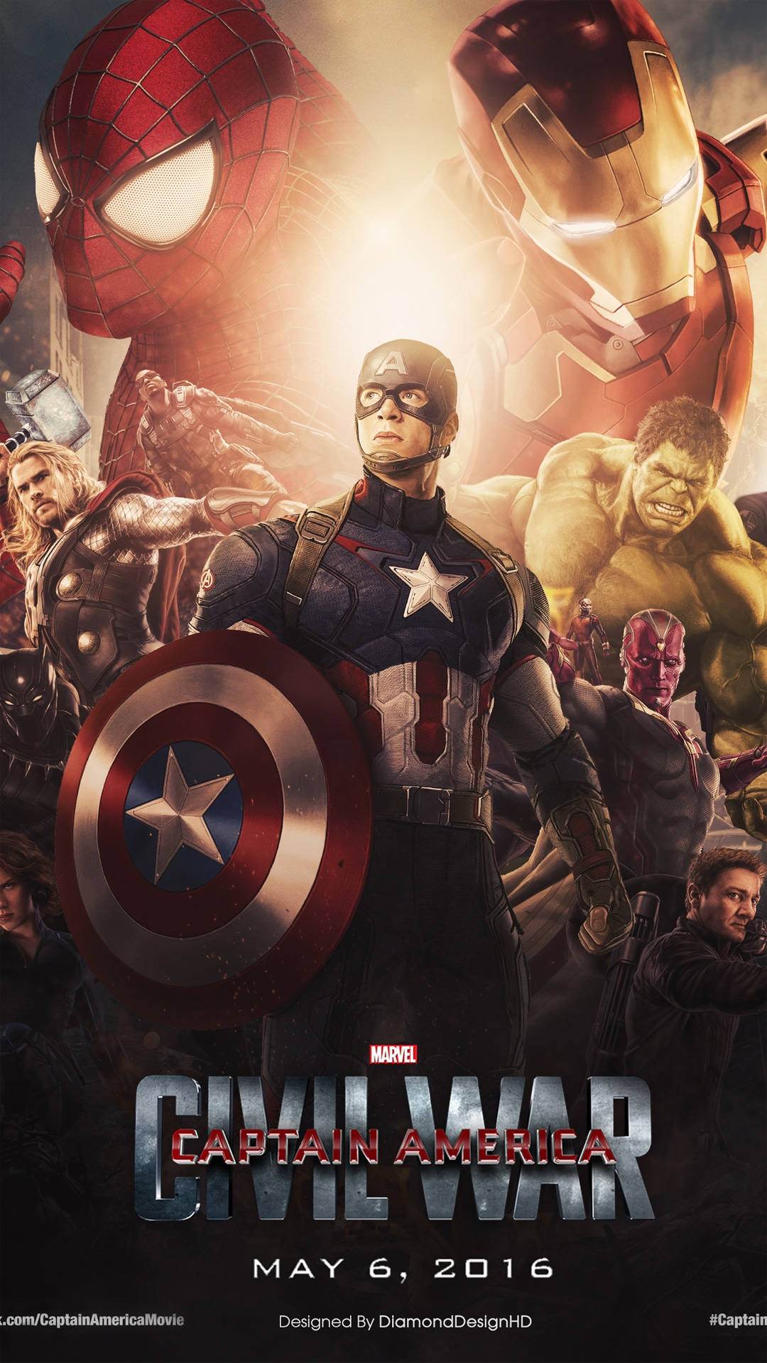 Great Wallpaper Movie Captain America Civil War - Captain-America-Civil-War-WALLPAPER6  2018_793939.jpg