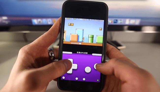 GBA-Emulator-iPhone