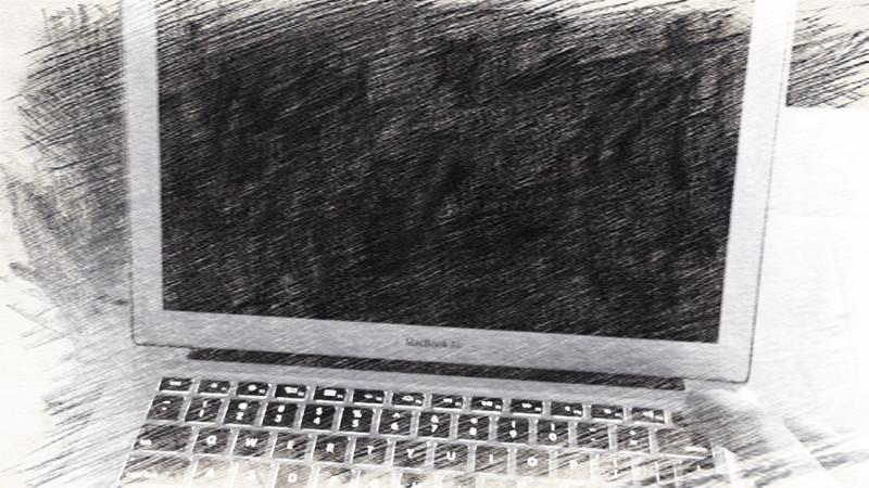 MacBook Goes Black Screen