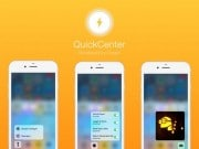QuickCenter cydia tweak