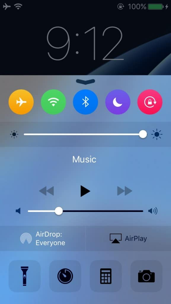 cream tweak gives you colored toggles