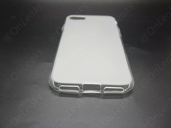 iPhone 7 case with larger cutout for dual-lens camera leaked by OnLeaks