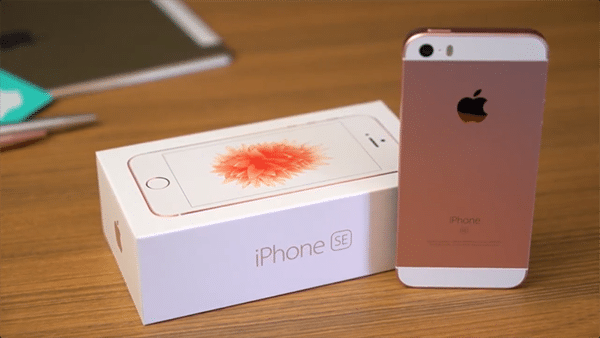 Iphone  Rose Gold Sprint