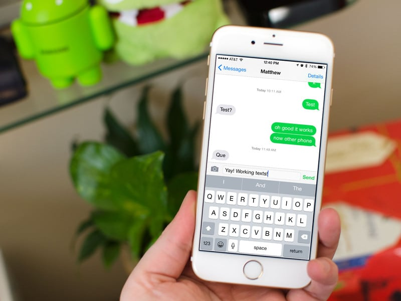 how to set up imessage on mac without iphone