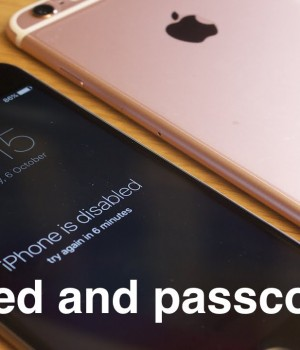 how to change passcode on iphone 6s