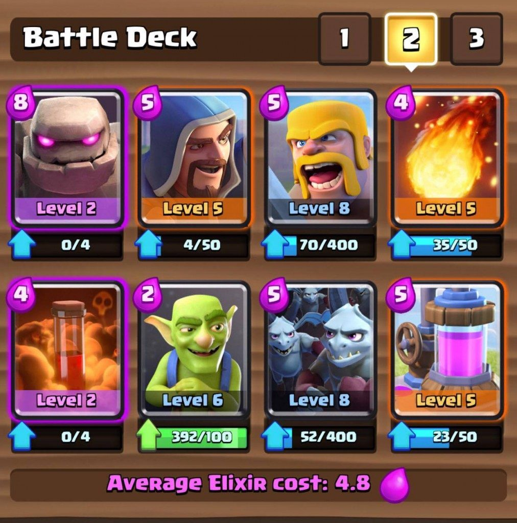 Best Clash Royale Decks And Cards Collection Apple Lives