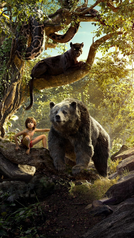 Jungle movie story