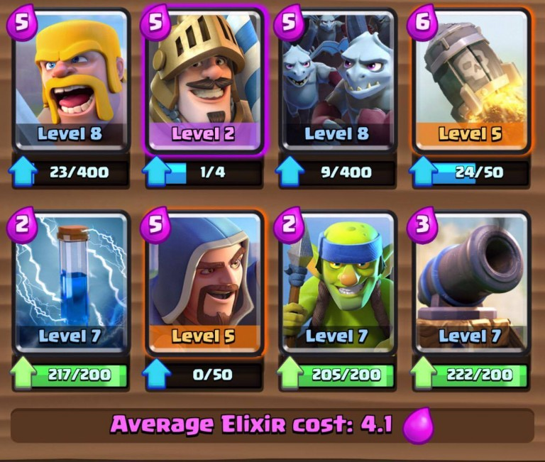 Best Clash Royale Decks and Cards Collection - Apple Lives