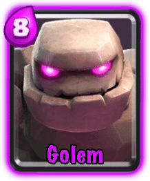 Golem-Epic-Card-Clash-Royale