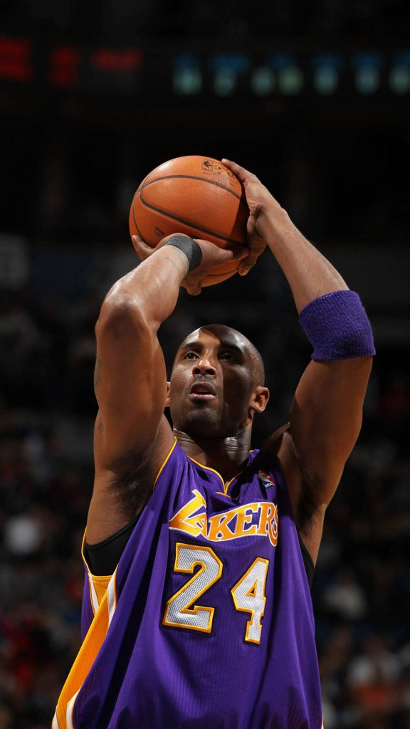 HD Lives - Kobe Bryant 30+ iPhone Wallpapers Apple 2016 for