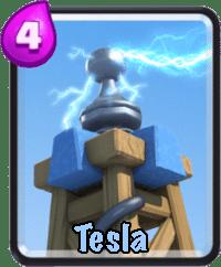 Tesla-Common-Card-Clash-Royale