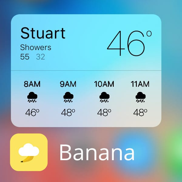 banana-weather-3d-touch