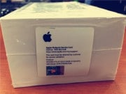 iPhone SE Warranty CARD