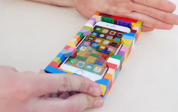 iPhone 6s lego case