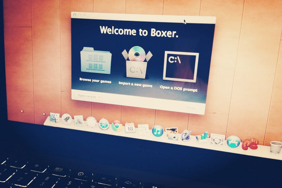 Download Boxer 1.4 Emulator to Play DOS Games on Mac - Apple Lives