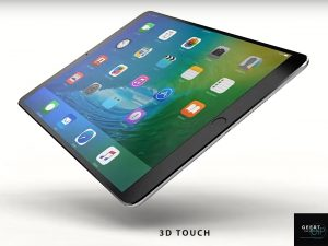 iPad Air 3 Concept Renders by Geert van Uffelen