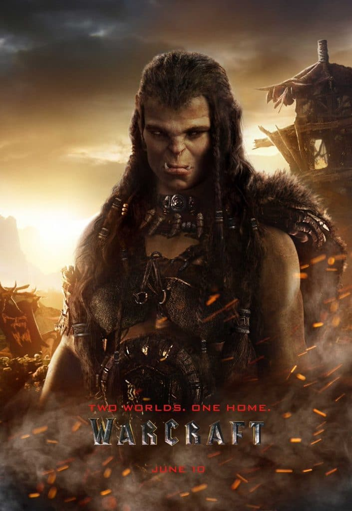 warcraft-female-orc-poster
